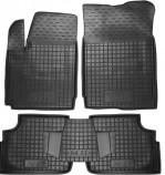 Резиновые коврики CHERY M 11