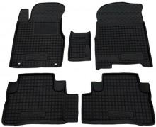 Резиновые коврики HONDA CR-V 2006-2012