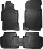 Резиновые коврики Honda Acсord 2003-2008