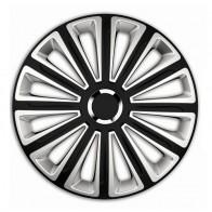 Колпак 16 TREND RC DC silver&black Elegant