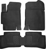 AvtoGumm Резиновые коврики Hyundai Accent 2006-2010
