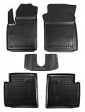AvtoGumm Резиновые коврики FIAT 500