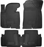 Резиновые коврики KIA Sportage 2010-2015
