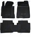 Резиновые коврики KIA Cerato 2013-