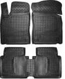 Резиновые коврики MG 5 (350) AvtoGumm