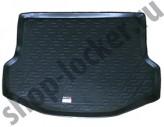 L.Locker Коврик в багажник Toyota RAV4 2012- (с докаткой)