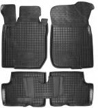 Резиновые коврики RENAULT Duster 2WD 2010-2015