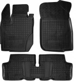 Резиновые коврики RENAULT Duster 4WD 2010-2015
