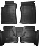 Глубокие резиновые коврики TOYOTA Land Cruiser 120 Prado