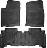 AvtoGumm Резиновые коврики TOYOTA Land Cruiser 150 (Prado)