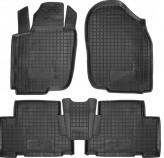 Резиновые коврики Toyota Rav-4 2006-2012