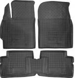 Резиновые коврики Toyota Auris 2006-2012