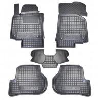 Резиновые коврики Volkswagen Golf 5-6