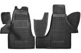 Резиновые коврики Volkswagen T5 T6 (1+2)
