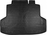 Резиновый коврик в багажник CHERY E 5 AvtoGumm