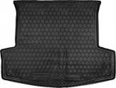 AvtoGumm Резиновый коврик в багажник CHEVROLET Captiva (7 мест)
