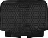 AvtoGumm Резиновый коврик в багажник CHEVROLET Tracker 2013-