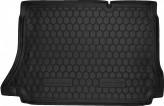 AvtoGumm Резиновый коврик в багажник Daewoo Lanos HB