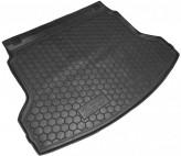 Резиновый коврик в багажник HONDA CR-V 2012-2017 AvtoGumm