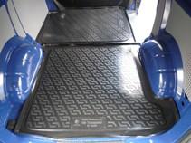 Коврик в багажник Volkswagen T5 грузовой L.Locker