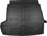 Резиновый коврик в багажник HYUNDAI Sonata 2010- AvtoGumm