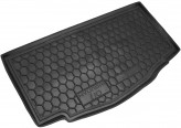 AvtoGumm Резиновый коврик в багажник HYUNDAI і-10 2013-