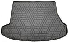 AvtoGumm Резиновый коврик в багажник HYUNDAI і-30 2007-2012 универсал