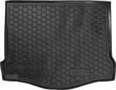 Резиновый коврик в багажник FORD Focus 2011- hatchback AvtoGumm