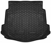 AvtoGumm Резиновый коврик в багажник Ford Mondeo 2007-2014 sedan (ДОКАТКА)