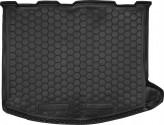 Резиновый коврик в багажник FORD Kuga 2012- AvtoGumm
