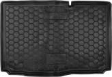 Резиновый коврик в багажник FORD B- max 2013- нижняя полка AvtoGumm