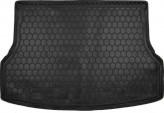 AvtoGumm Резиновый коврик в багажник GEELY Emgrand X7 2013-