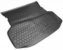 Резиновый коврик в багажник GEELY GC- 6 2014- (MK)