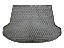 AvtoGumm Резиновый коврик в багажник Kia Sorento 2009-2015 (7 мест)