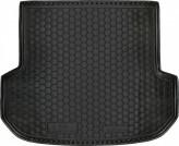 Резиновый коврик в багажник KIA Sorento 2015- (5 мест) AvtoGumm