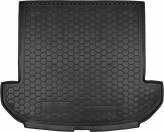 AvtoGumm Резиновый коврик в багажник Kia Sorento 2015- (7 мест)