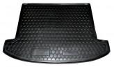 AvtoGumm Резиновый коврик в багажник Kia Carens 2013- (5 мест)