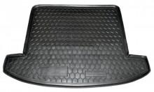 AvtoGumm Резиновый коврик в багажник Kia Carens 2013- (7 мест)