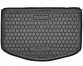 AvtoGumm Резиновый коврик в багажник Kia Soul 2014- нижняя полка (без органайзер.)