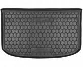 AvtoGumm Резиновый коврик в багажник KIA Soul 2014- верхняя полка (с органайзер.)