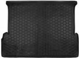 AvtoGumm Резиновый коврик в багажник LEXUS GX-460 2010- (7 мест)