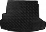 AvtoGumm Резиновый коврик в багажник NISSAN X-Trail T31 2007-2014 (с органайзер.)