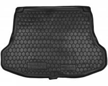 AvtoGumm Резиновый коврик в багажник NISSAN Tiida sedan 2004-2014