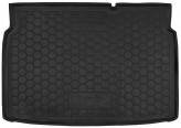 Резиновый коврик в багажник PEUGEOT 207 AvtoGumm