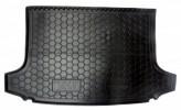 AvtoGumm Резиновый коврик в багажник PEUGEOT 308 2008-2014 (7 мест) Универсал