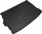 AvtoGumm Резиновый коврик в багажник PEUGEOT 308 2013- (хетчбэк)