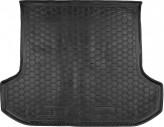 AvtoGumm Резиновый коврик в багажник Renault Logan MCV 2013- (универсал)
