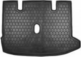 AvtoGumm Резиновый коврик в багажник RENAULT Lodgy 2013-