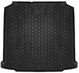 Резиновый коврик в багажник SKODA Fabia 2007-2014 (универсал)