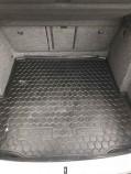 AvtoGumm Резиновый коврик в багажник SKODA SuperB 2008-2015 (лифтбэк)